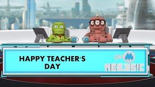 9XM Newsic | Happy Teacher's Day | Bade | Chote