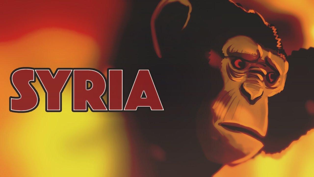 Syria - The Burning Jungle | MangoBaaz