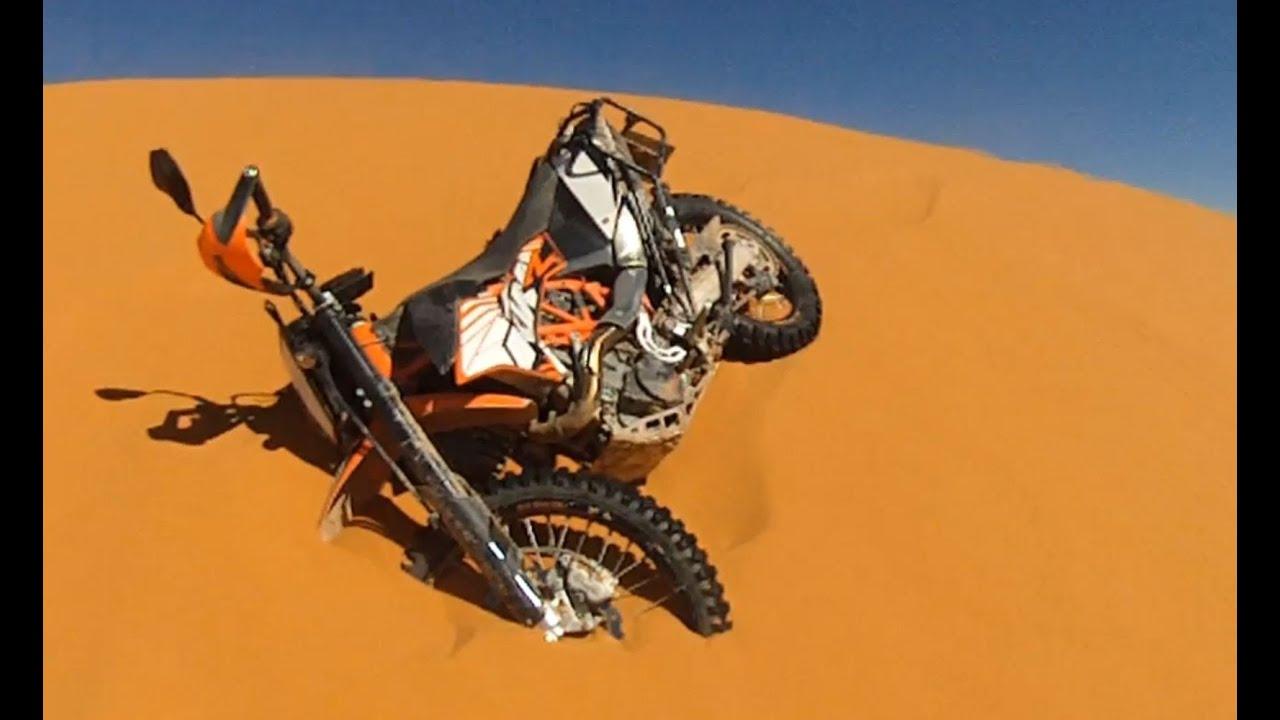 Ktm Enduro In Morocco