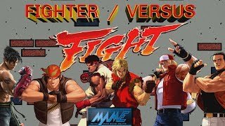 Best FIGHTING Arcade Games for MAME