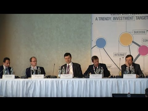 NMHH conference on investment in the telecom sector: Session 2 -- 4/12/2013