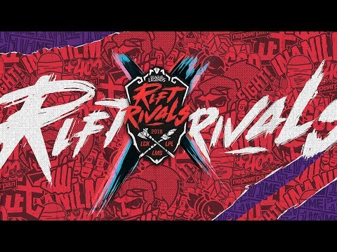 RNG vs. SKT - Rift Rivals | LCK x LPL x LMS | Royal Never Give Up vs. SK telecom T1 (2018)