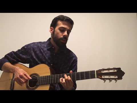 Matheus Baraçal - Mimo de Deus [ voz e violão ]