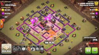 WHY ONE SHOULD NOT RUSH IN CLASH OF CLANS(COC)