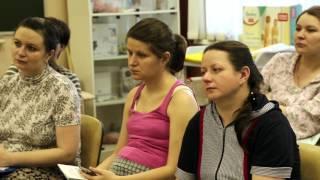 Школа пациентов. Видео уроки мамам недоношенных детей.