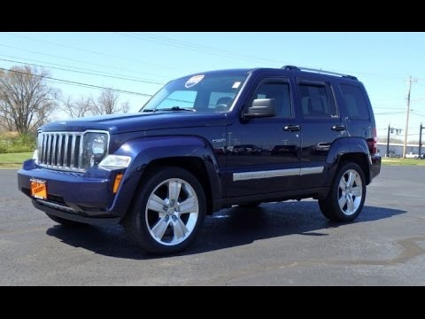 2016 Dodge Ram >> 2012 Jeep Liberty Limited Jet Edition For Sale Dayton Troy Piqua Sidney Ohio | CP14864T - YouTube