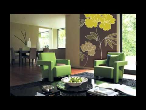 living room color schemes for brown furniture  YouTube