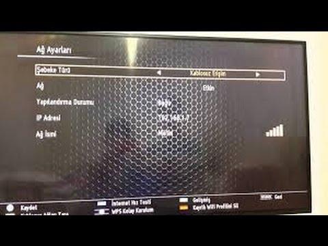 Telefunken Fernseher Vestel : Vestel tv internete nasıl bağlanır youtube