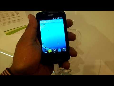 Acer Liquid Z2 Hands on & First Impression