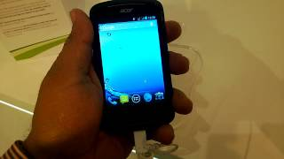Acer Liquid Z2 Hands on & First Impression