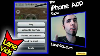 TALKING TOM: Ep 50: The iPhone App Show