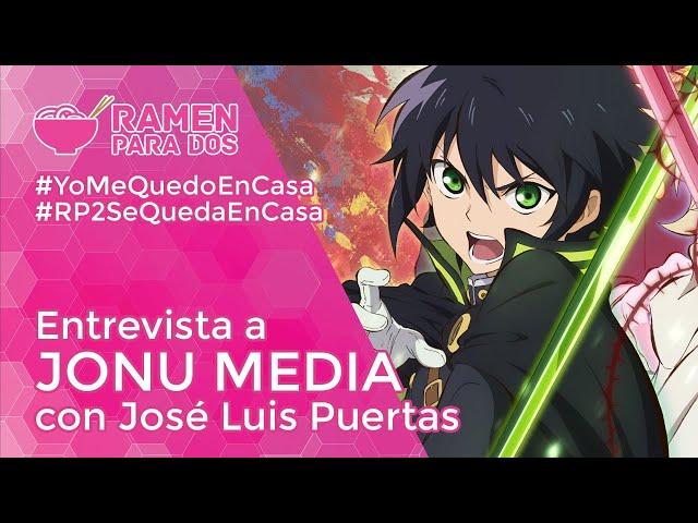 ENTREVISTA A JONU MEDIA con Jose L. Puertas