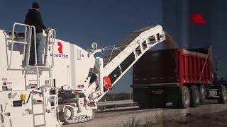 Video still for Roadtec Highway Class Milling Machines/Cold Planers