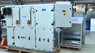 кондиционер(www.cic.cz/ru Воздухотехнические и кондиционерные установки серии H и HL это составленные установки четырехуголь..., 2013-05-14T18:51:17.000Z)