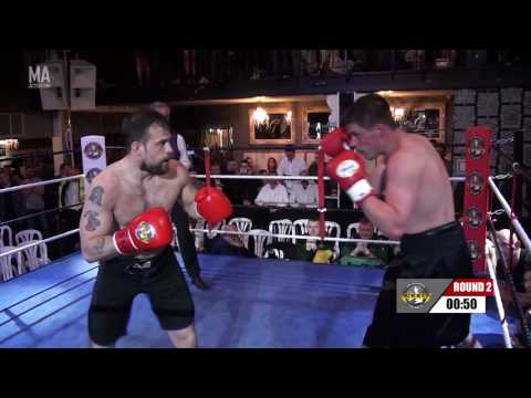 All Guns Blazing -  Stan PRICE vs Danny NASH