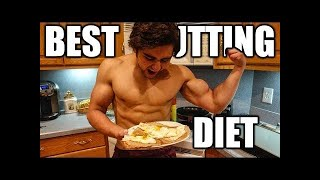The ULTIMATE Cutting Diet | Full Day Of Eating