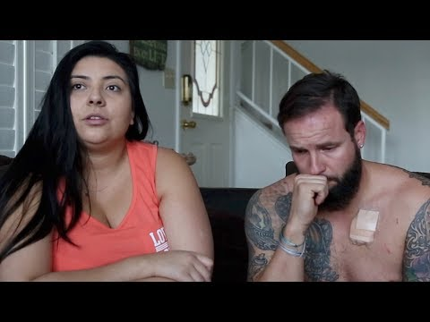 William King was shot in the chest in Las Vegas. He and his wife describe what happened next