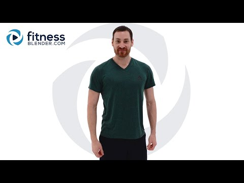 Functional Upper Body Strength Workout Dynamic Irregular Strength Training