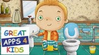 Potty Training: Learning with the Animals | Learning App for Toddlers