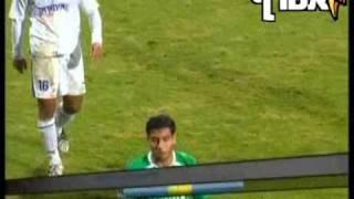 """ליגת העל מחזור 14: עירוני ק""""ש נגד מכבי חיפה 1-0 עונת 2010-2011"""