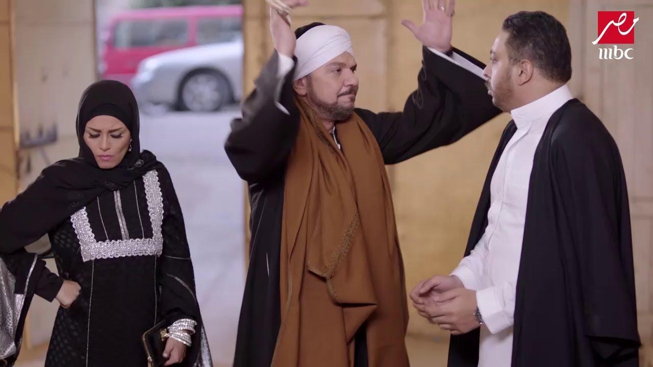 سلسال الدم   حمدان يفقد السيطرة على نفسه بعد سرقة مخزنه