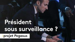 Le numéro de téléphone d'Emmanuel Macron parmi les cibles marocaines de Pégasus
