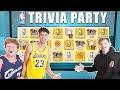 2HYPE NBA TRIVIA PARTY!
