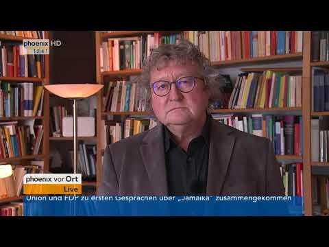 Prof. Werner Patzelt zu den Gefahren für unseren Rechtsstaat am 18.10.17