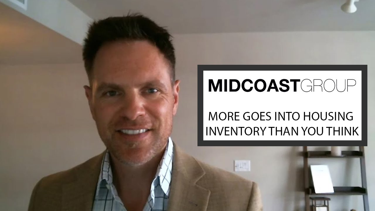 What Factors Makeup Housing Inventory?