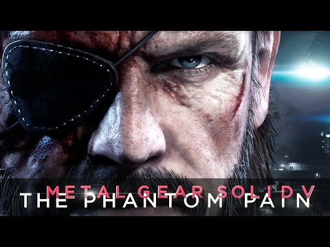 Flying. Whale. On. Fire. | Metal Gear Solid V: Phantom Pain | #3
