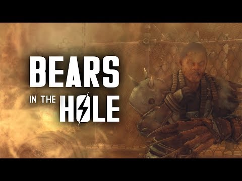 The Pitt 4: Battle in the Hole - Plus, the Three The Bear Brothers - Fallout 3 Lore