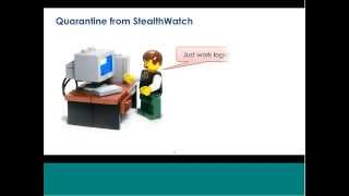 Intelligent Segmentation: Protecting the Enterprise with StealthWatch, Cisco ISE and TrustSec