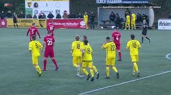 FV N'rh  Oberliga Saison 2019 20 SP19 Sportfreunde Niederwenigern vs  SC Velbert