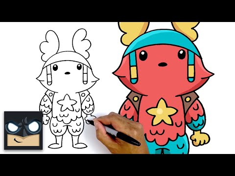 How To Draw Guff | Fortnite