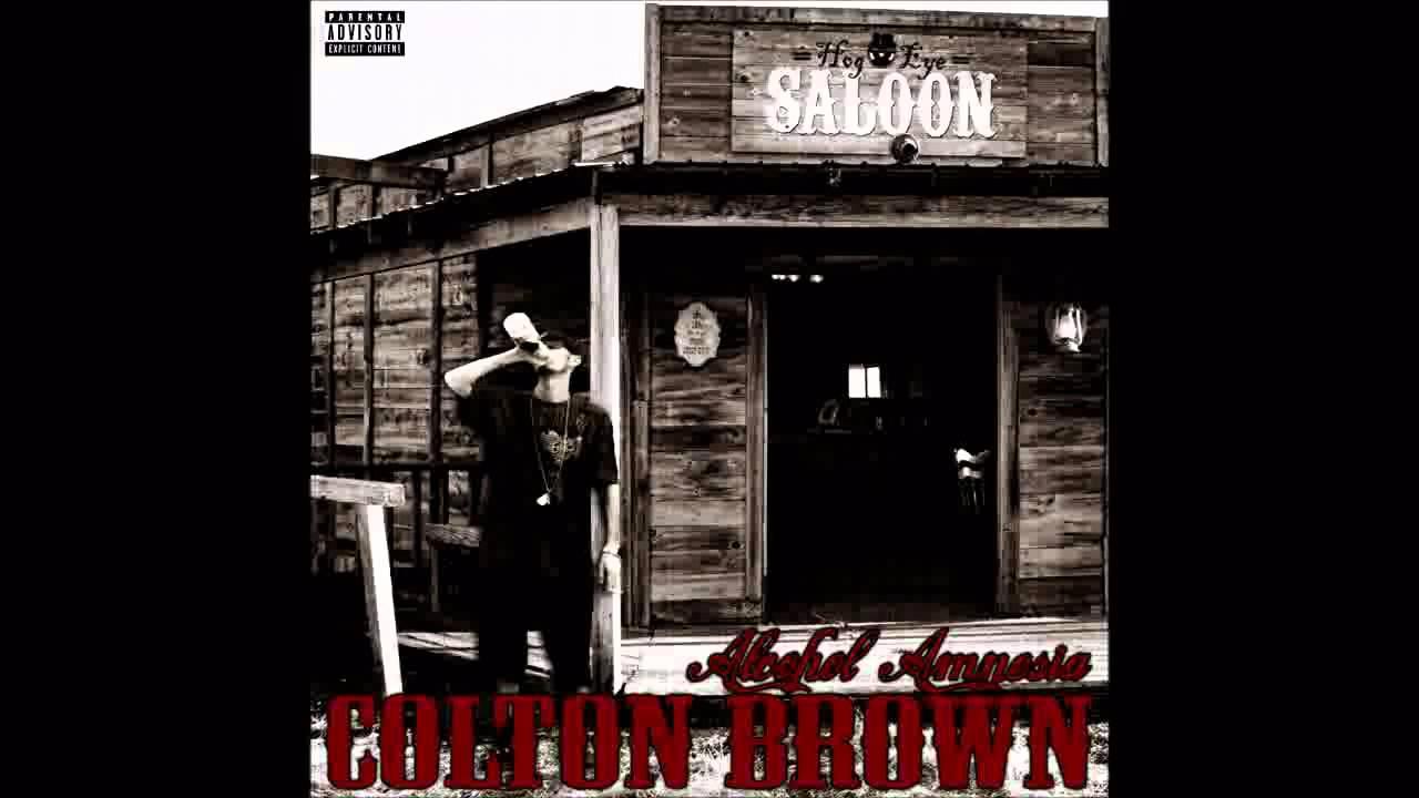 Colton Brown alcohol amnesia