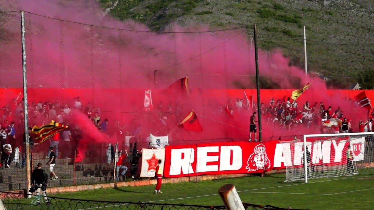 pyroshow velez mostar red army against zrinjski mostar 26
