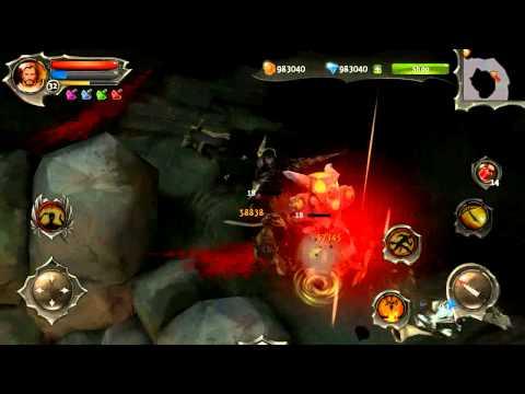 Dungeon Hunter 4 Lightless Grove