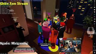 Tộc trưởng Mixigaming IQ vô cực chơi Spy Party cùng PewPew cười vỡ bụng #3