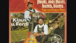 Klaus und Ferdl einmal noch Lullu