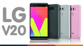 ¡IMPRESIONANTE! Candidato a mejor móvil 2016 | LG V20
