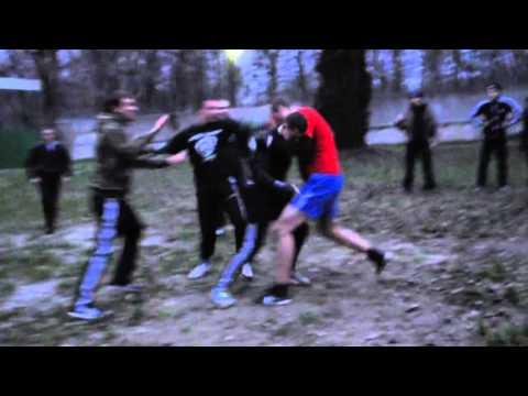 Ukraine hooligans FBF vs Кировоград