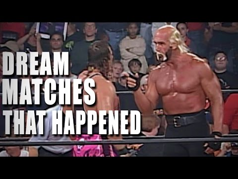5 Dream Matches that actually took place - 5 Things thumbnail