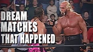 5 Dream Matches that actually took place - 5 Things