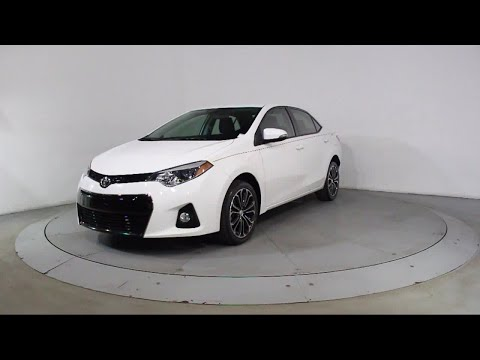 2016 Toyota Corolla Sedan S For sale in Miami  Fort Lauderdale  Hollywood  West Palm Beach - Florida