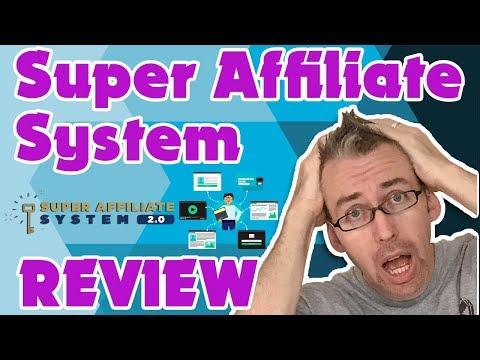 Reviev Super Affilate System 2018 John Crestanis