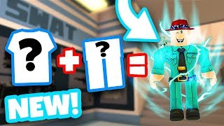 NEW LIMITED EDITION POLICE SUIT! (Roblox Jailbreak)