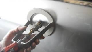 видео Кузовной ремонт Ситроен, покраска Ситроен
