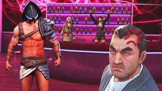 Gangstar Vegas - Don't Ruin My Party, FRANK (Gladiator)