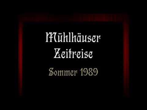 Mühlhäuser Zeitreisen 1989