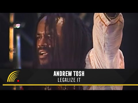 Andrew Tosh - Legalize It - Tributo a Peter Tosh
